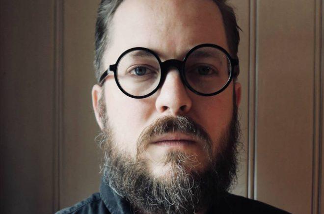Anders Rydell, ny chefredaktör för Författaren. Foto: Pressbild/Privat