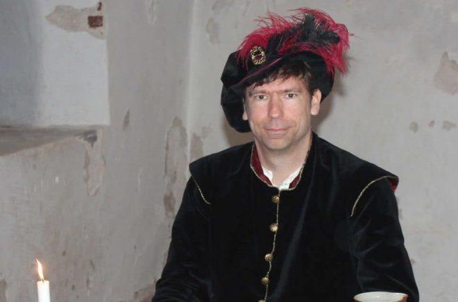 Andreas Karlsson. Foto: Foto: Anna Karlsson
