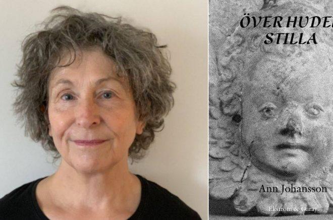 Ann Johansson debuterar som författare. Foto: Patricia Falck