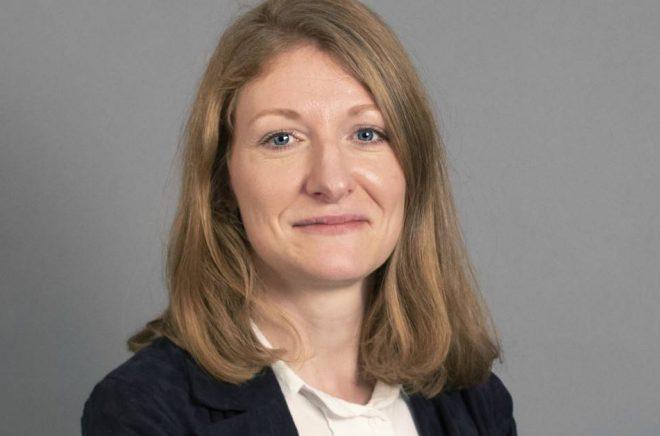 Anna Tranell blir CTO på Natur & Kultur. Foto: Johanna Karlsson Engholm