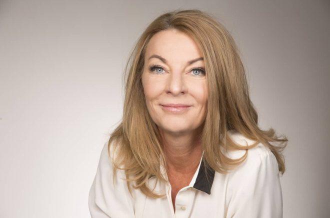 Anne Liljeroth. Foto: Elisabeth Ohlson Wallin