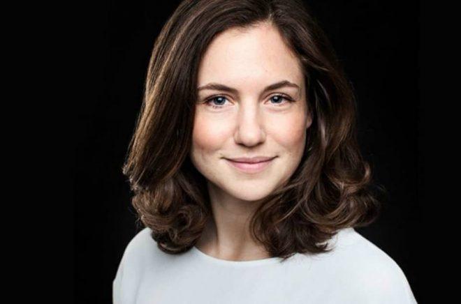 Annie Kabala, biträdande förlagschef på Bokförlaget Forum. Foto: Caroline Andersson