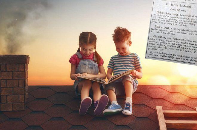 Äventyrsbokhandeln - kan det vara framtiden för bokhandeln när marginalerna på böcker krymper? Foto: Fotolia. Faksimil ur Helsingborgs Tidning 1867 med annons från J Torells Bokhandel.