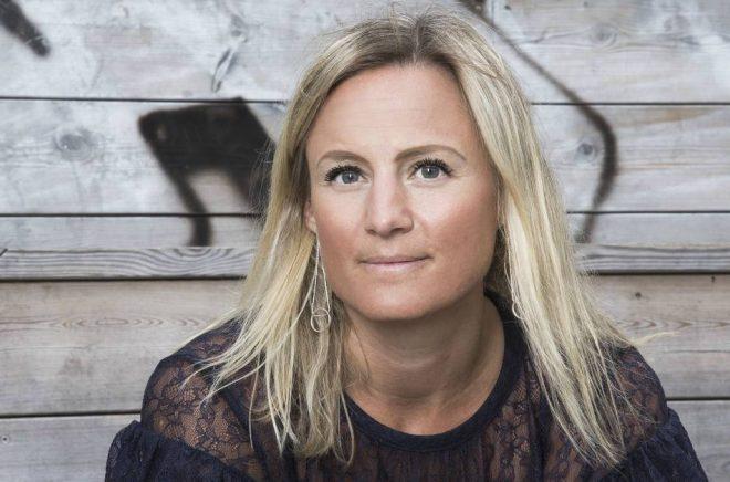 Författaren Anna Bågstam. Foto: Elisabeth Ohlson-Wallin