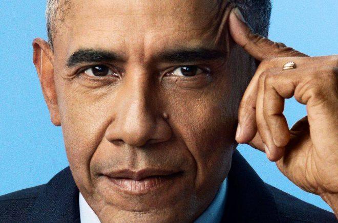 Barack Obama läser gärna böcker och har gjort det till en tradition att tipsa om sina favoriter. Foto: Pari Dukovic