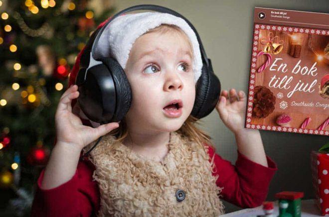 En bok till jul, blir det julsången som går hem i alla åldrar 2019? Bakgrundsfoto: iStock.