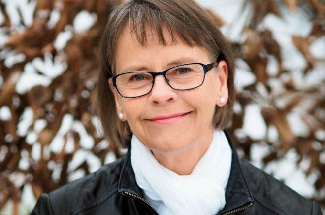 Birgitta Gunnarson, debutant. Foto: Severus Tenenbaum