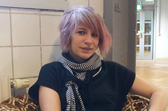 Bobbi A. Sand, spelutvecklare och författare.
