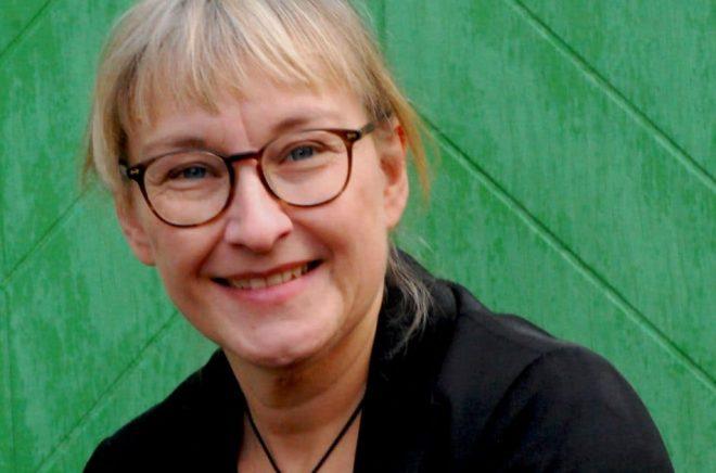 Boel Werner, författare och illustratör. Foto: Martin Skwirzynski