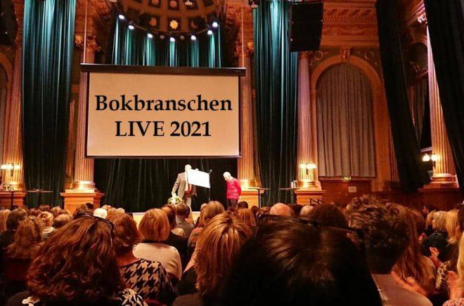 Nej, det blir ingen branschdag på Nalen 2021. Istället kommer det digitala arrangemanget Bokbranschen Live 2021 att ersätta. Foto/montage: Boktugg.