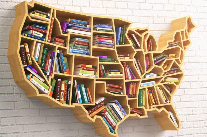 Vilka böcker är mest populära i USA? Foto: iStock.