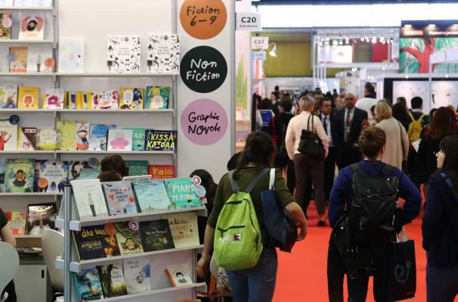 Foto: Bologna Children's Book Fair