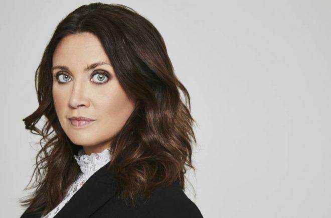 Camilla Läckberg. Foto: Magnus Ragnvid