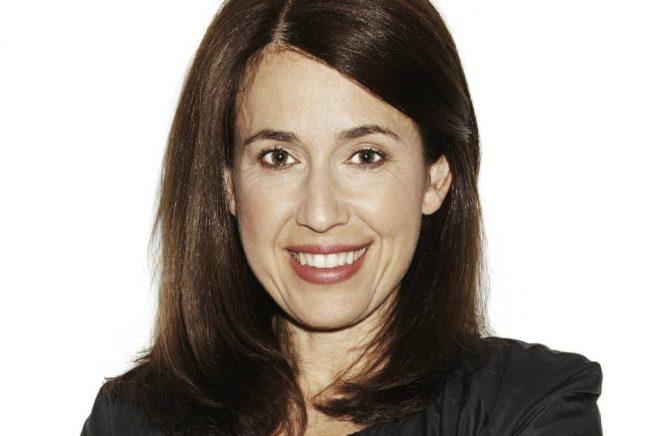 Carina Nunstedt, förlagschef på HarperCollins Nordic.