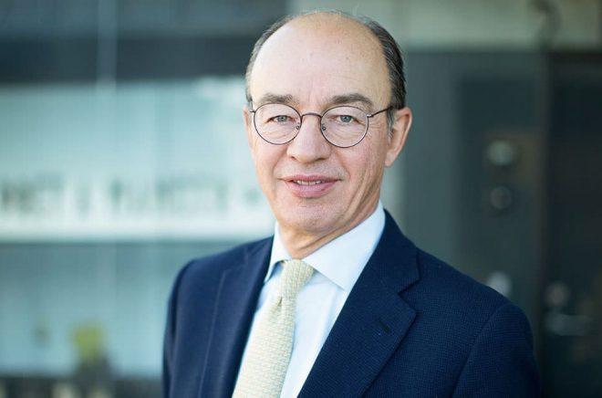 Carl-Johan Bonnier, styrelseordförande i Bonnierkoncernen. Foto: Peter Jönsson
