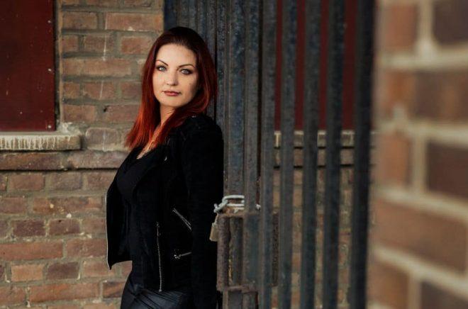 Caroline Grimwalker, författare och spökskrivare. Foto: Lisa Wikstrand