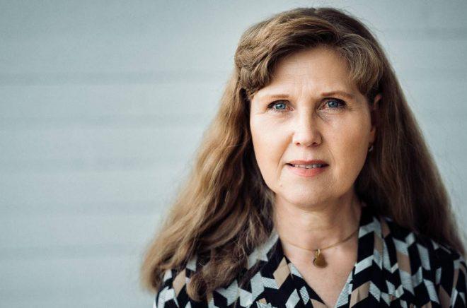 Catrine Heinestam. Foto: Leo Erdfelt