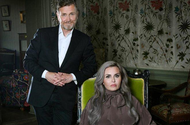 Thomas Erikson startar bokförlaget Writers Universe tillsammans med Christina Erikson, som blir VD. Foto: Pressbild.