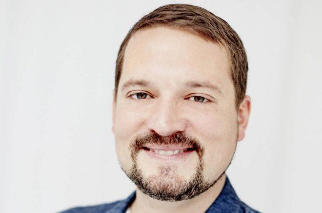 Carl-Johan Forssén Ehrlin Foto: Sara Landstedt