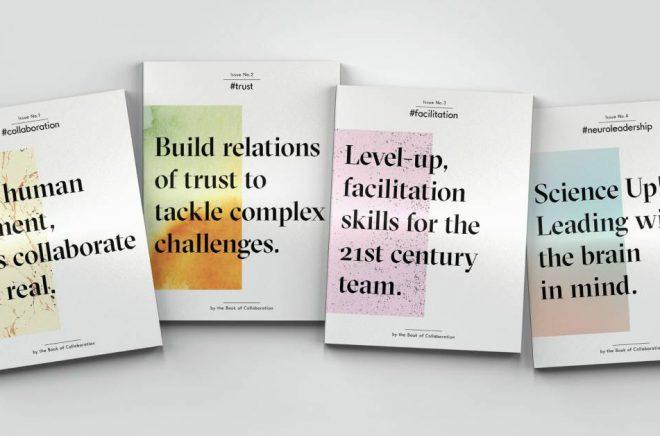 Organisationen The Book of Collaboration vill hitta nya sätt att ta fram böcker.