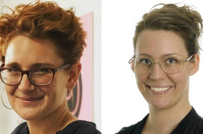 Jessica Rudin, WAPI och Sara Olsson, SOL i nytt samarbete.