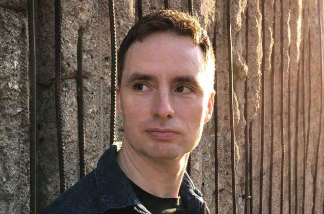 David Sikter, författare och datavetare. Foto: Pressbild