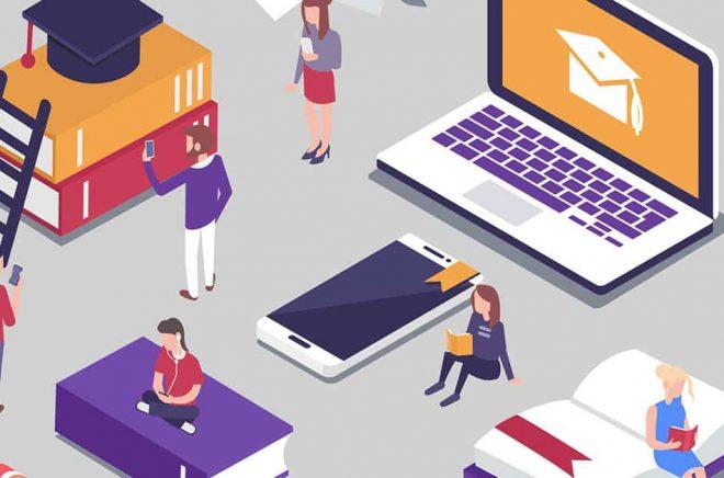 Under 2020 kommer bokbranschen att vara mer digital än analog - vad innebär det för förlagen? Foto: iStock.