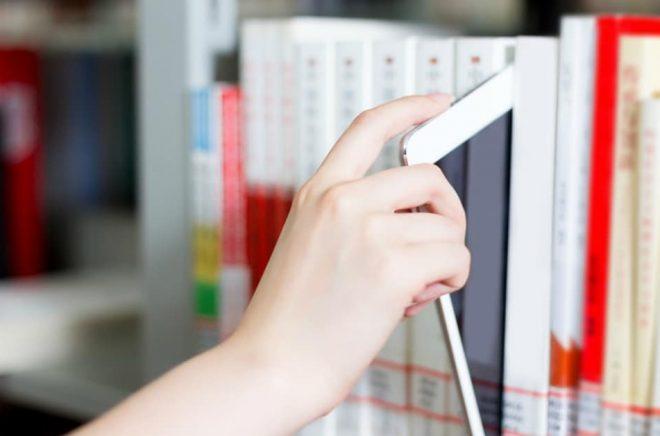 Biblioteksutlåning med förhinder just nu efter SKL:s upphandlingskaos. Foto: iStock