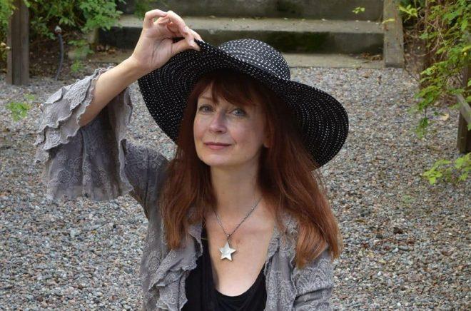 Inger Edelfeldt är en av de författare som prisas av Samfundet De Nio. Foto: Moona Björklund