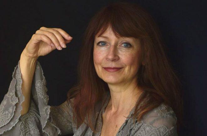 Författaren Inger Edelfeldt. Foto: Moona Björklund/Norstedts