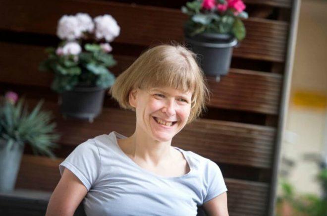 Erica Barrdahl, föreläsare och författare. Foto: Privat