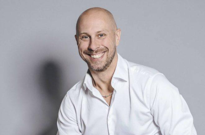 Erik Norén, skådespelare, regissör och författare. Foto: Nikola Stankovic