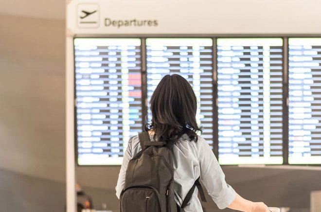Hur många vågar flyga till London för Bokmässan med tanke på Coronaviruset? Flera amerikanska förlag och agenter har redan dragit sig ur. Foto: iStock.
