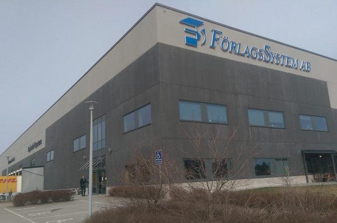 Förlagssystem i Falun är till salu, enligt rykten. Foto: Sölve Dahlgren.