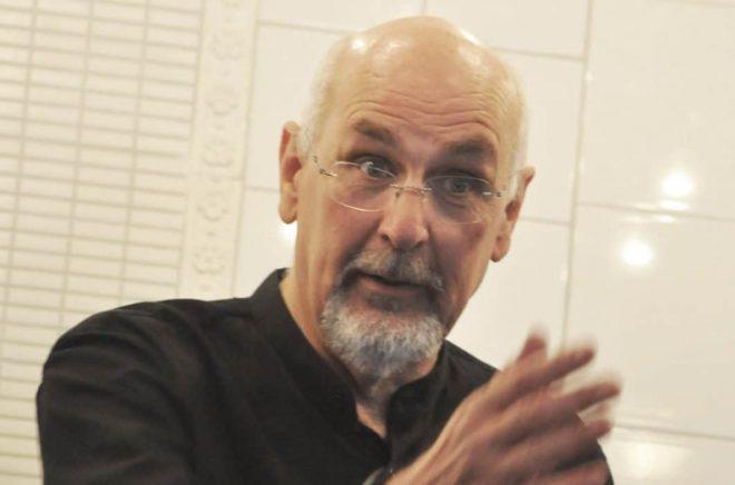 Göran Blohm. Foto: Privat
