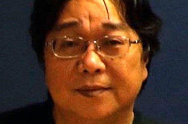Förläggaren och författaren Gui Minhai.