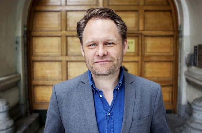 Håkan Rudels, vd Bonnierförlagen och affärsområdeschef för Bonnier Books.