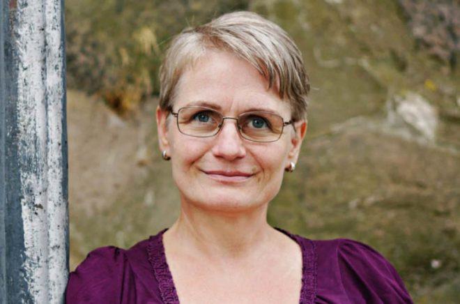 Helen Enqvist, Bucket Books. Foto: Conny Palmkvist