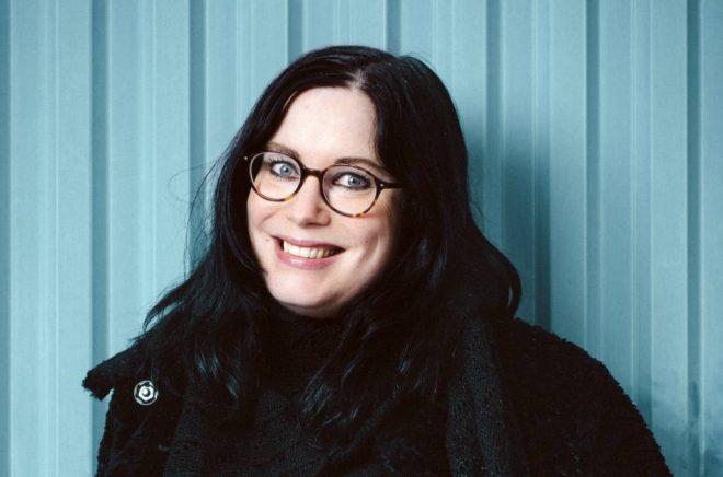 Helena Dahlgren, författare. Foto: Stefan Tell