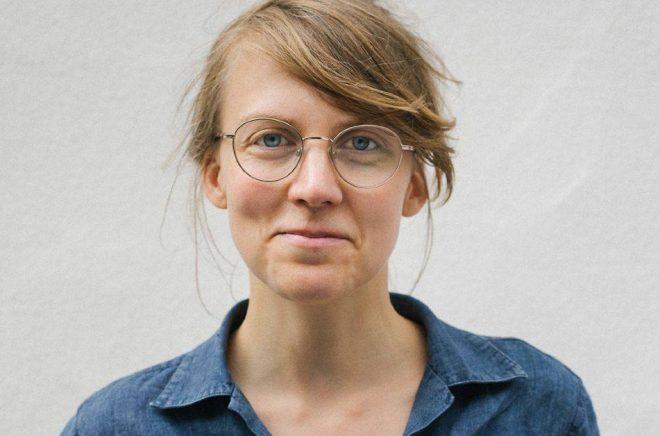 Elin Hägg, författare och illustratör. Foto: Linnea Ronström