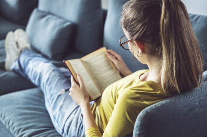 Vilka böcker får dig att ge upp? Foto: Istock