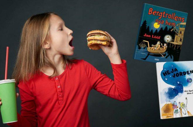 Ett mångårigt samarbete mellan Läsrörelsen och McDonald's kring Bok Happy Meal har avslutats. Foto: Istock