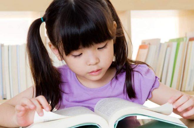 Barnboksmarknaden växer i Kina. Foto: iStock