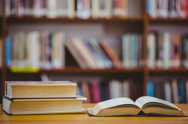 Biblioteksutlåningen ligger bakom biblioteksersättningen till författare. Foto: iStock