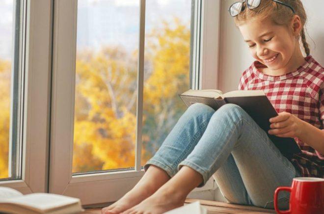 Hur många böcker tänker du läsa på läslovet i år? Foto: Istock