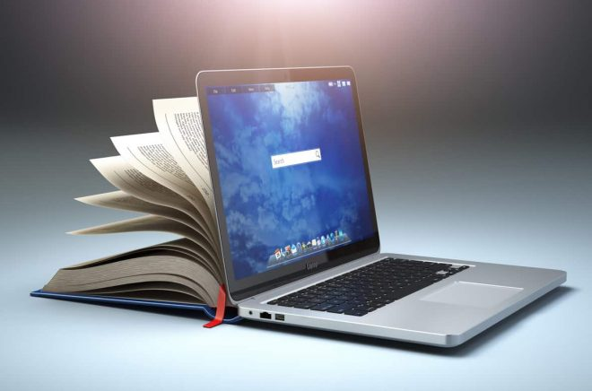 Digital bok, eller fysisk? Vad väljer du?