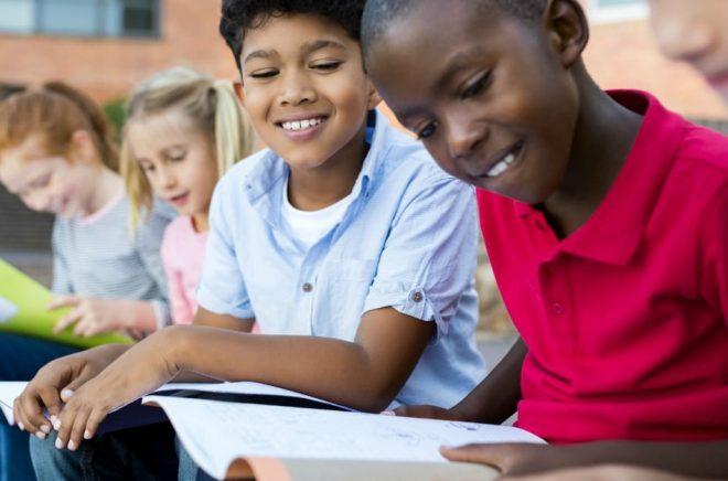 The Stavanger Declaration konstaterar att införandet av digitala lärsystem i skolan måste göras med eftertanke. Foto: Istock