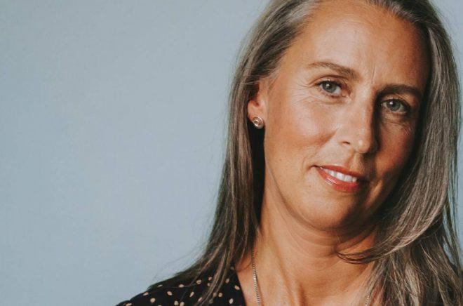 Fredrica Isenborg. Foto: Kajsa Göransson