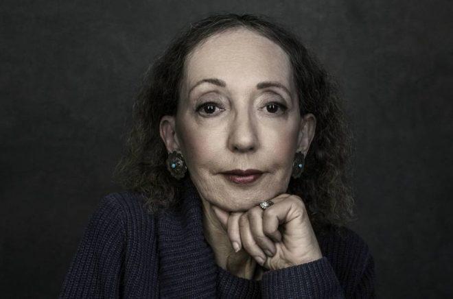 Joyce Carol Oates. Foto: Dustin Cohen