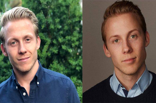 Joel och Emil Bergqvist. Foto: Privat